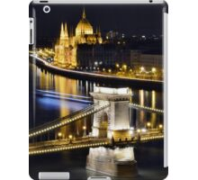 Budapest night ! iPad Case/Skin
