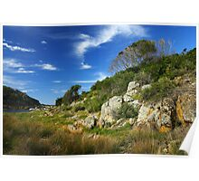 Mimosa Rocks National Park Poster
