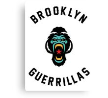 Brooklyn Guerillas Canvas Print
