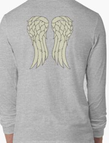 Daryl's Wings Long Sleeve T-Shirt