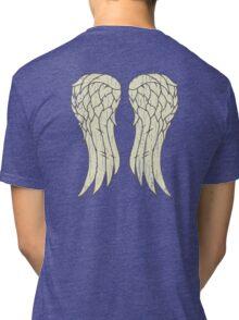 Daryl's Wings Tri-blend T-Shirt