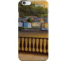 Italian View by Diane Romanello iPhone Case/Skin
