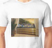 Italian View by Diane Romanello Unisex T-Shirt