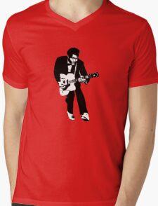GO! GO! Mens V-Neck T-Shirt