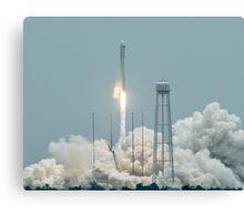 Launch Canvas Print