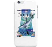 Dolphin Ecco iPhone Case/Skin