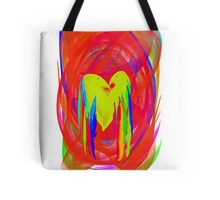 Lovebirds by Antho Jay Tote Bag