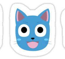 Chibi fairy cats V2 Sticker