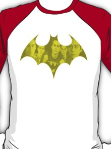 Stiles Batman Yellow T-Shirt