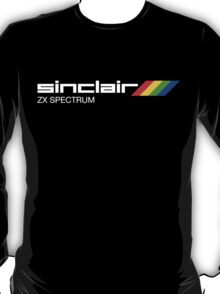 Sinclair Spectrum ZX T-Shirt