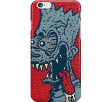 High Bart  iPhone Case/Skin