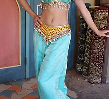 Jasmine in Agrabah by RozeeRossi