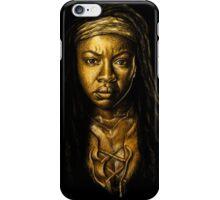 Michonne Golden iPhone Case/Skin