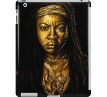 Michonne Golden iPad Case/Skin