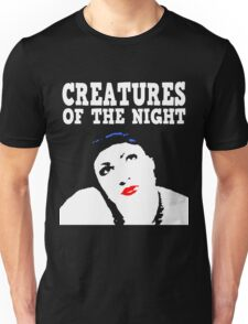 CREATURES OF THE NIGHT-3 Unisex T-Shirt
