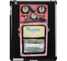 Ibanez Analogue Delay Acrylics On Canvas Board iPad Case/Skin