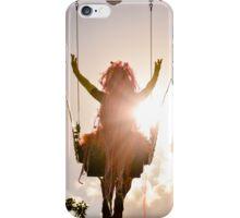 Pegasus Flight iPhone Case/Skin