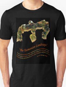 the Tasmanian Landscape b T-Shirt