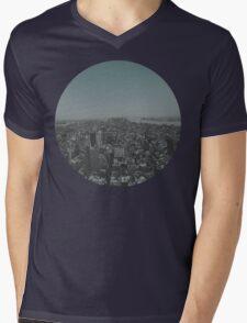 Manhattan - New York City Mens V-Neck T-Shirt