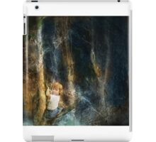 In the woods iPad Case/Skin