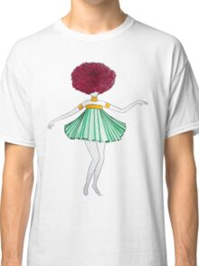 Flower Girl : Dahlia Classic T-Shirt