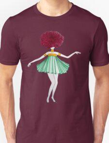 Flower Girl : Dahlia T-Shirt