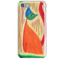 Tall Kitty iPhone Case/Skin