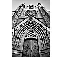 St Mary's Cathedral Photographic Print