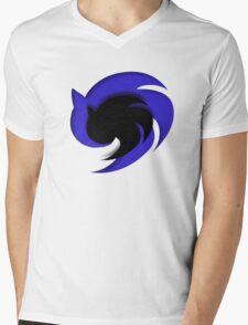 Sonic Emblem Mens V-Neck T-Shirt