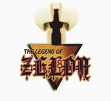 Zelda Logo Tee Baby Tee