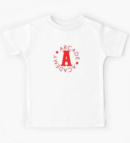 Arcade Academy Kids Tee