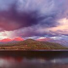 Lake Buffalo Twilight, Victoria, Australia by Michael Boniwell