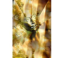 Midas Touch Photographic Print