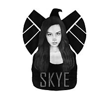 SKYE | Agents of S.H.I.E.L.D. Photographic Print