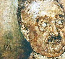 Gilberto Govi by Lorenzo Castello