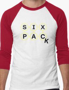 Alcoholic Alliance Men's Baseball ¾ T-Shirt