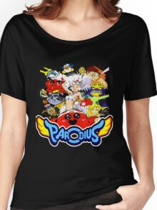 Parodius Women's Relaxed Fit T-Shirt