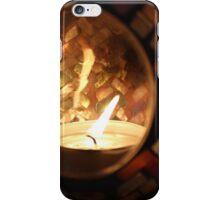 Pretty Candle iPhone Case/Skin
