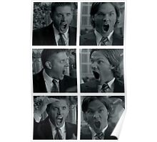 Jared and Jensen Outtake photoset Poster