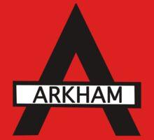 Batman : Arkham Asylum Kids Clothes