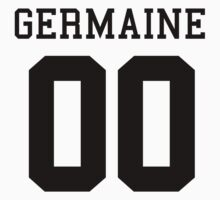 Disney Mighty Ducks player : Guy Germaine #00 Kids Clothes