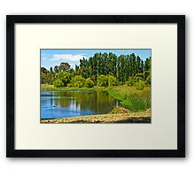 Perry Lakes Framed Print