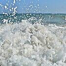 Ocean Spray - Matunuck Beach - Rhode Island by Jack McCabe