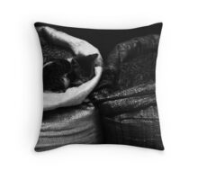Cosy Spicy Throw Pillow