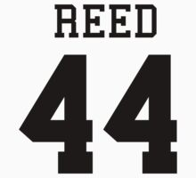 Disney Mighty Ducks player : Fulton Reed #44 by Saraelle