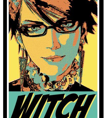 The witch 04 Sticker