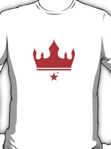 Crown of The New Monarchy Emblem T-Shirt