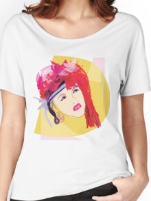 Cyndi's So Unusual Women's Relaxed Fit T-Shirt
