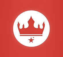 Crown of The New Monarchy Emblem by Leouric