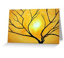Low Country original painting Greeting Card